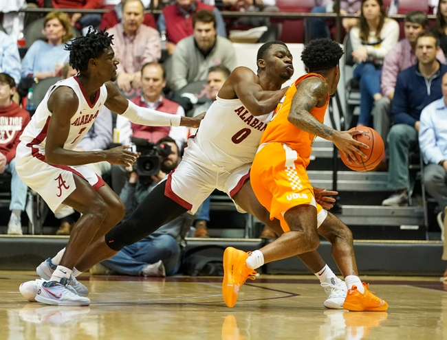 Tennessee vs. Arkansas - 2/11/20 College Basketball Pick, Odds, and Prediction