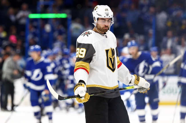 Vegas Golden Knights vs. Tampa Bay Lightning - 2/20/20 NHL Pick, Odds, and Prediction