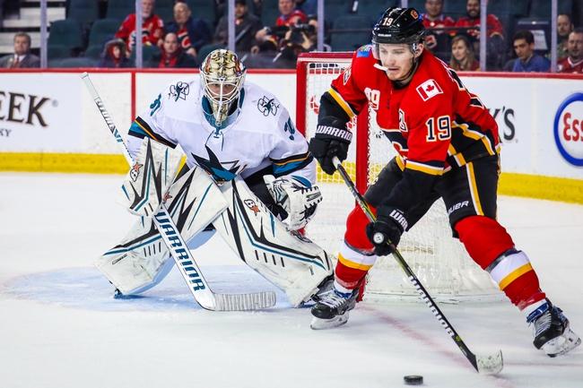San Jose Sharks vs. Calgary Flames - 2/10/20 NHL Pick, Odds & Prediction