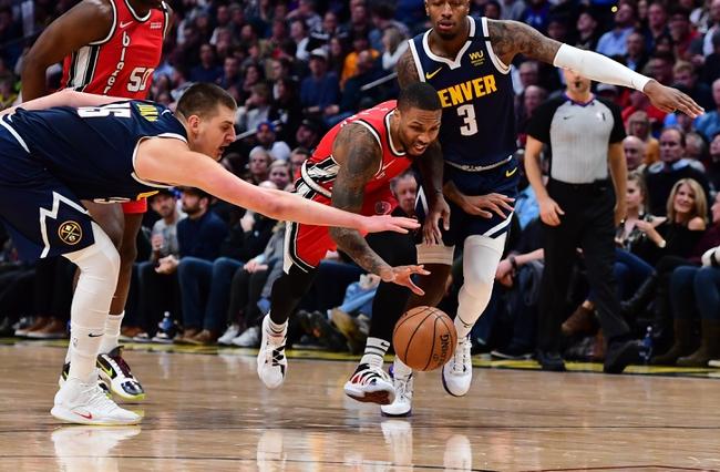 Denver Nuggets vs. Portland Trail Blazers - 8/6/20 NBA Pick, Odds, and Prediction