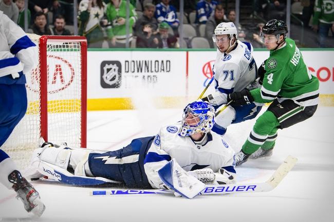 Tampa Bay Lightning vs. Dallas Stars - 9/19/20 NHL Pick, Odds, and Prediction
