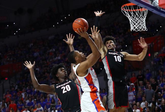 Georgia vs. South Carolina - 2/12/20 College Basketball Pick, Odds, and Prediction