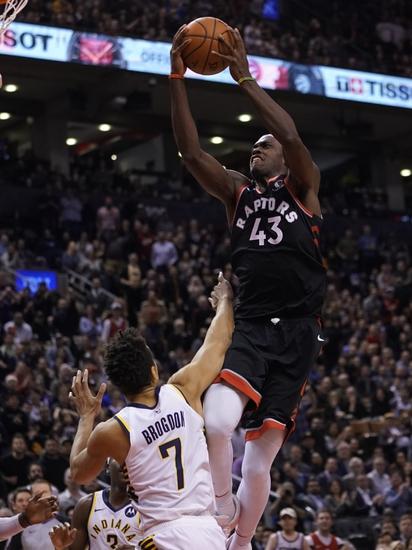 Indiana Pacers vs. Toronto Raptors - 2/7/20 NBA Pick, Odds & Prediction