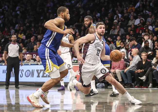 Golden State Warriors vs. Brooklyn Nets - 3/12/20 NBA Pick, Odds, and Prediction