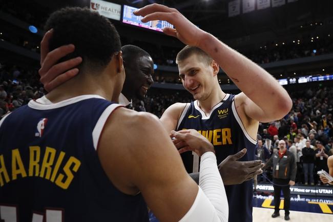 Phoenix Suns vs. Denver Nuggets - 2/8/20 NBA Pick, Odds & Prediction