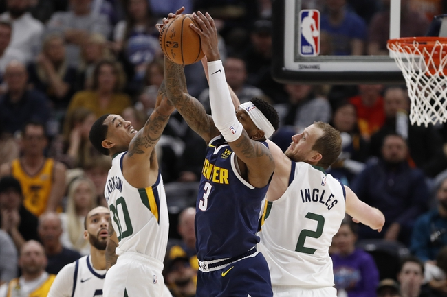 Denver Nuggets vs. Utah Jazz - 8/8/20 NBA Pick, Odds, and Prediction