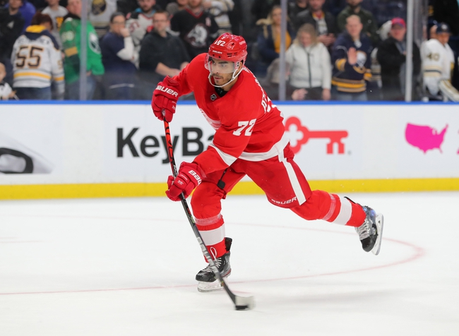 Buffalo Sabres vs. Detroit Red Wings - 2/11/20 NHL Pick, Odds, and Prediction
