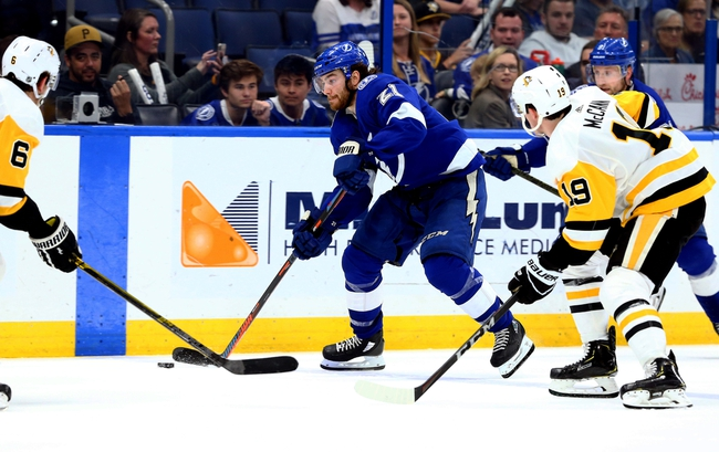 Pittsburgh Penguins vs. Tampa Bay Lightning - 2/11/20 NHL Pick, Odds & Prediction