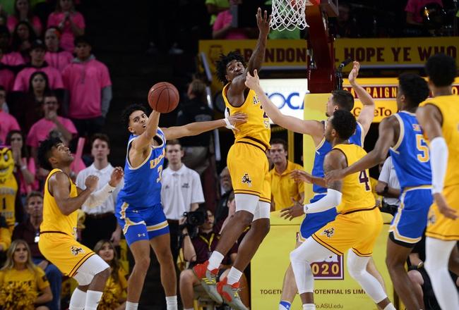 UCLA vs. Arizona State - 2/27/20 College Basketball Pick, Odds, and Prediction