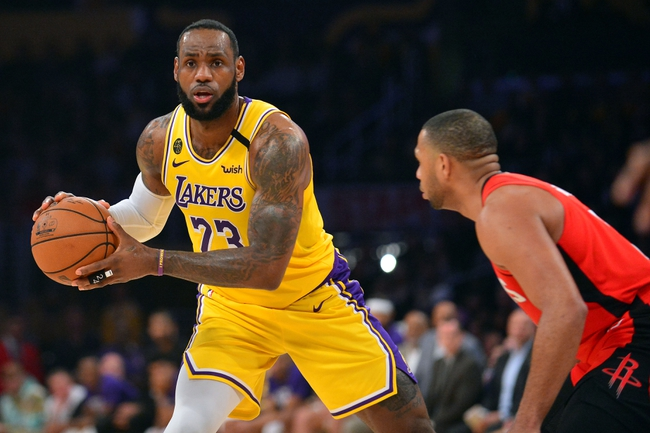 Los Angeles Lakers vs. Houston Rockets - 3/12/20 NBA Pick, Odds, and Prediction