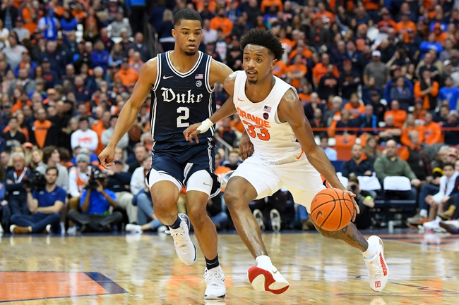 Syracuse vs. Wake Forest  - 2/8/20 College Basketball Pick, Odds, and Prediction