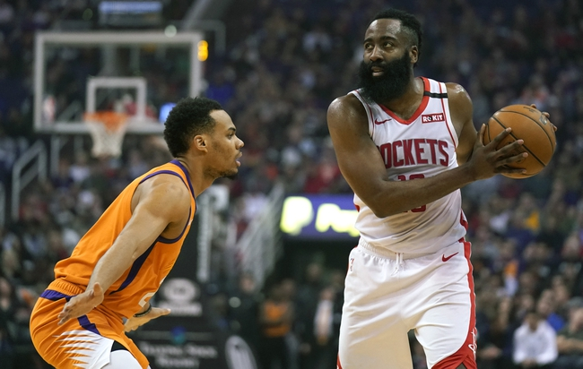 Houston Rockets vs. Utah Jazz - 2/9/20 NBA Pick, Odds & Prediction