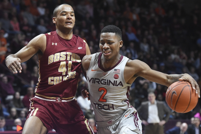 Virginia Tech vs. Pittsburgh - 2/15/20 College Basketball Pick, Odds, and Prediction