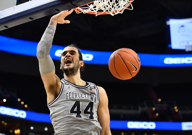 St. John's vs. Georgetown - 3/11/20 College Basketball Pick, Odds, and Prediction