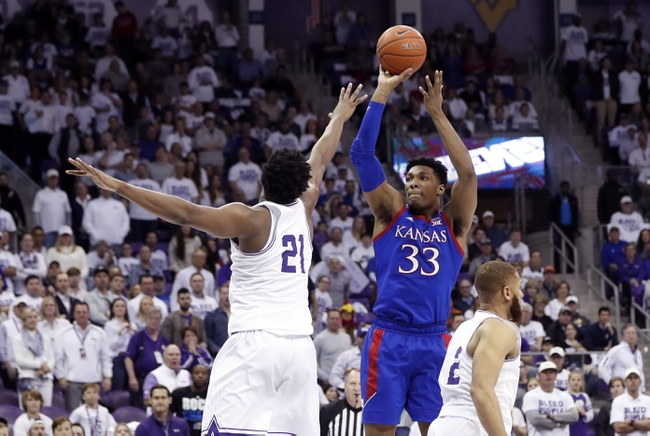 Kansas vs. TCU - 3/4/20 College Basketball Pick, Odds, and Prediction