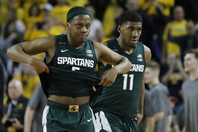 Michigan State vs. Maryland - 2/15/20 College Basketball Pick, Odds, and Prediction