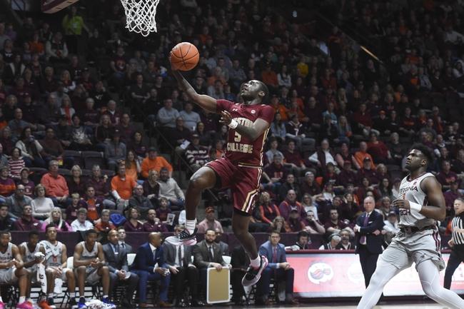 Boston College vs. North Carolina State - 2/16/20 College Basketball Pick, Odds, and Prediction
