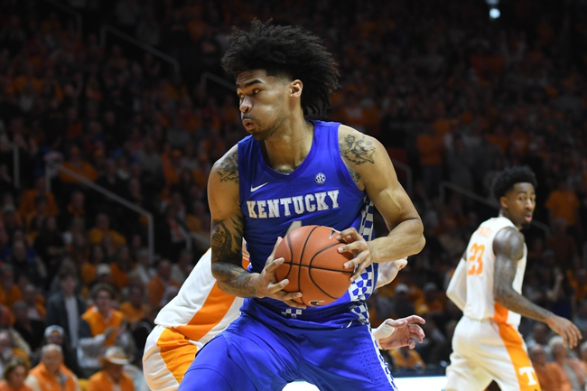 Kentucky vs. Tennessee - 3/3/20 College Basketball Pick, Odds, and Prediction