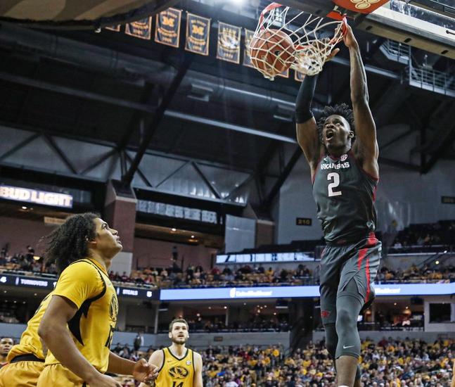 Arkansas vs. Missouri - 2/22/20 College Basketball Pick, Odds, and Prediction