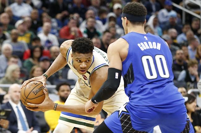 Orlando Magic at Milwaukee Bucks - 8/18/20 NBA Picks and Prediction