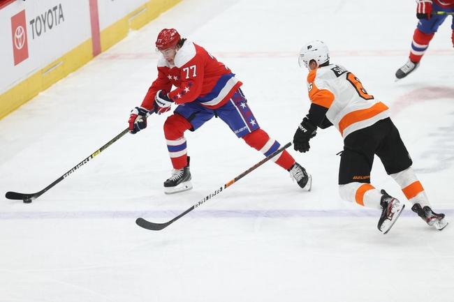 Washington Capitals vs. Philadelphia Flyers - 3/4/20 NHL Pick, Odds, and Prediction