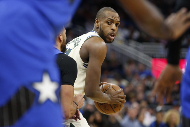 Milwaukee Bucks vs. Orlando Magic - 8/18/20 NBA Pick, Odds, and Prediction