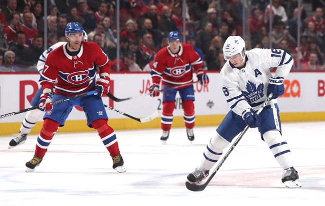 Toronto Maple Leafs Vs Montreal Canadiens 7 28 20 Nhl Prediction And Picks Pickdawgz