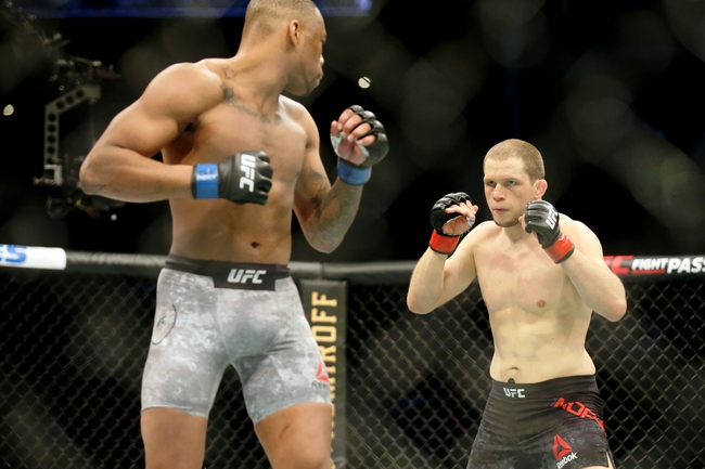 UFC Vegas 14: Khaos Williams vs. Abdul Razak Alhassan Picks, Odds, and Predictions