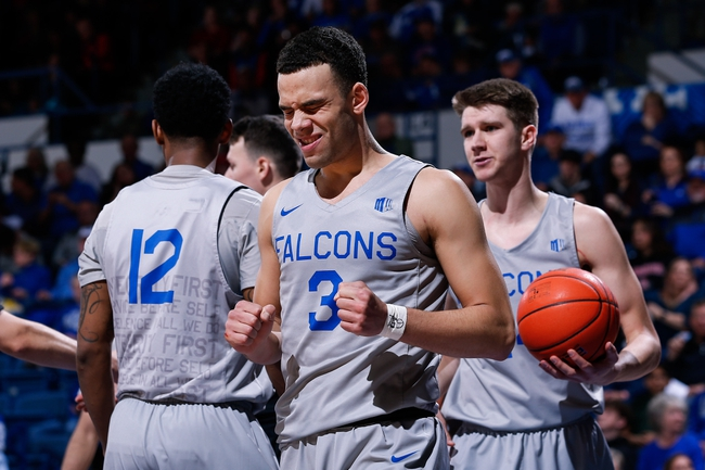 Air Force vs. San Jose State - 2/15/20 College Basketball Pick, Odds, and Prediction
