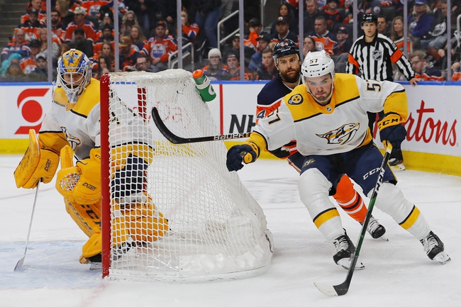 Nashville Predators vs. Edmonton Oilers - 3/2/20 NHL Pick, Odds, and Prediction