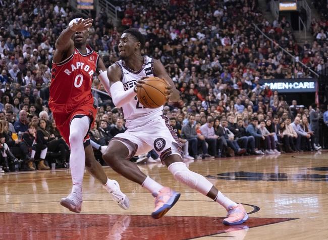 Brooklyn Nets vs. Toronto Raptors - 2/12/20 NBA Pick, Odds & Prediction