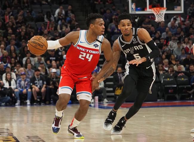 Sacramento Kings at San Antonio Spurs - 7/31/20 NBA Picks and Prediction