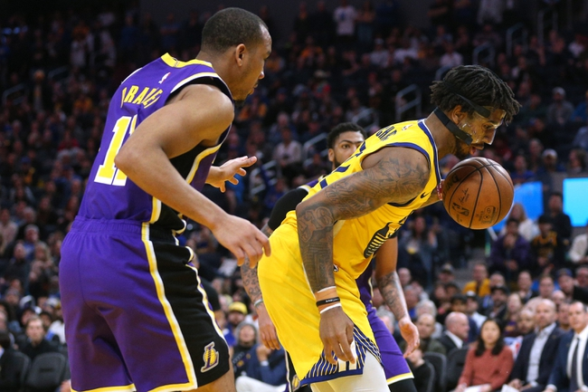 Golden State Warriors vs. Los Angeles Lakers - 2/27/20 NBA Pick, Odds, and Prediction