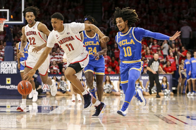 UCLA vs. Washington State - 2/13/20 College Basketball Pick, Odds, and Prediction
