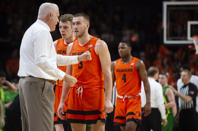 Oregon State vs. Utah - 3/11/20 College Basketball Pick, Odds, and Prediction