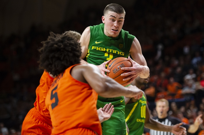 Oregon vs. Oregon State - 2/27/20 College Basketball Pick, Odds, and Prediction