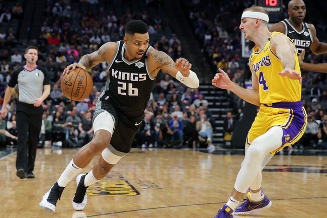 Los Angeles Lakers vs. Sacramento Kings - 8/13/20 NBA Pick, Odds, and Prediction