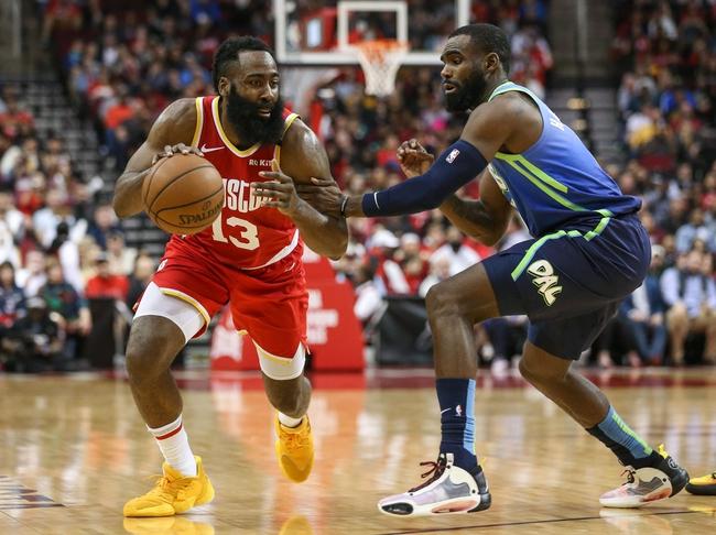 Dallas Mavericks vs. Houston Rockets - 7/31/20 NBA Pick, Odds, and Prediction