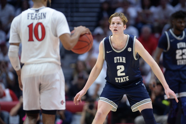 New Mexico vs. Utah State- 2/29/20 College Basketball Pick, Odds, and Prediction