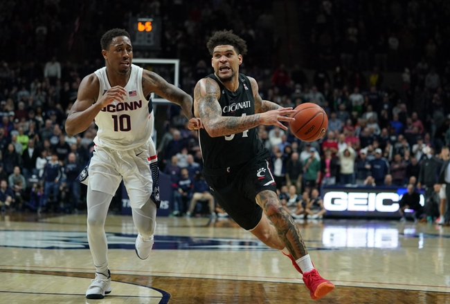 Cincinnati vs. UCF - 2/19/20 College Basketball Pick, Odds, and Prediction