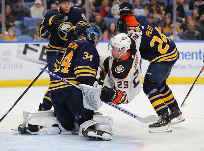 Detroit at Buffalo - 2/11/20 NHL Pick, Odds & Prediction