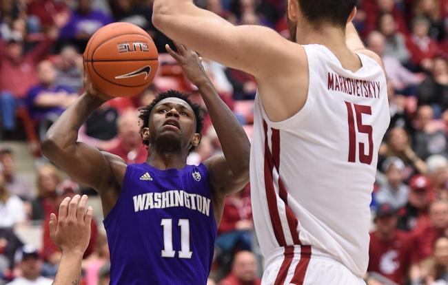 Washington vs. Washington State - 2/28/20 College Basketball Pick, Odds, and Prediction