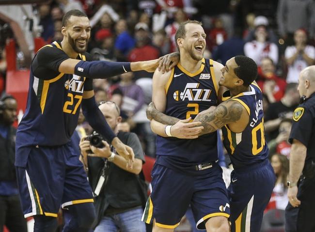 Utah Jazz vs. Houston Rockets - 2/22/20 NBA Pick, Odds, and Prediction
