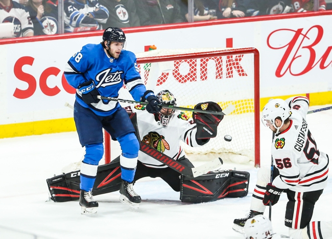 Winnipeg Jets vs. Chicago Blackhawks - 2/16/20 NHL Pick, Odds & Prediction