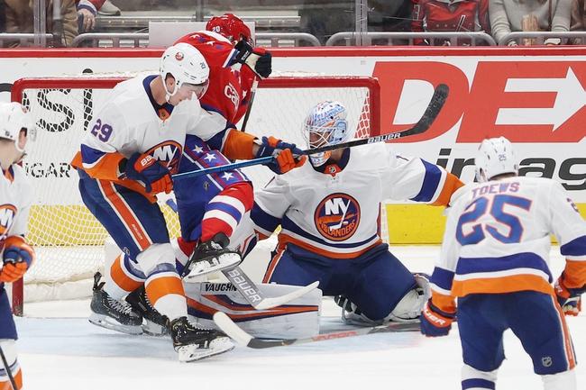 Washington Capitals vs. New York Islanders - 8/12/20 NHL Pick, Odds, and Prediction