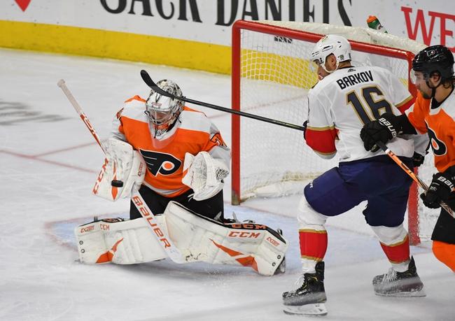 Florida Panthers vs. Philadelphia Flyers - 2/13/20 NHL Pick, Odds, and Prediction