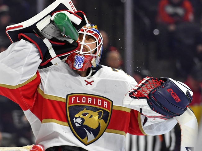 Anaheim Ducks vs. Florida Panthers - 2/19/20 NHL Pick, Odds & Prediction