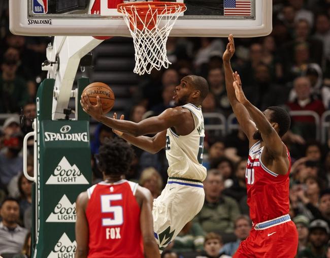 Milwaukee Bucks vs. Sacramento Kings - 7/25/20 NBA Pick, Odds, and Prediction