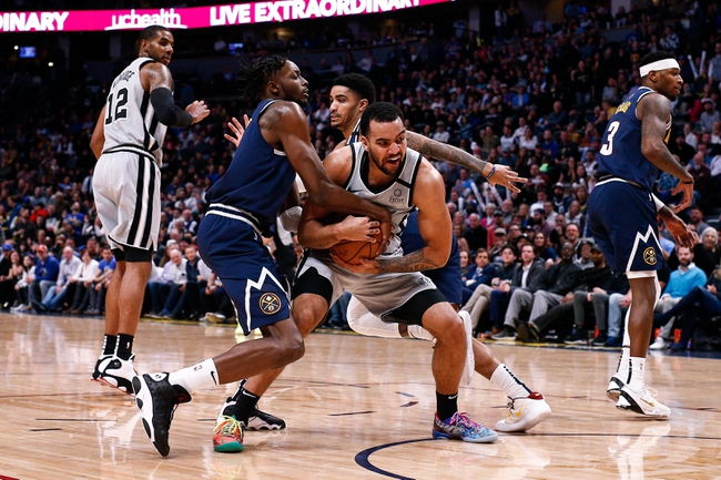 San Antonio Spurs vs. Denver Nuggets - 8/5/20 NBA Pick, Odds, and Prediction