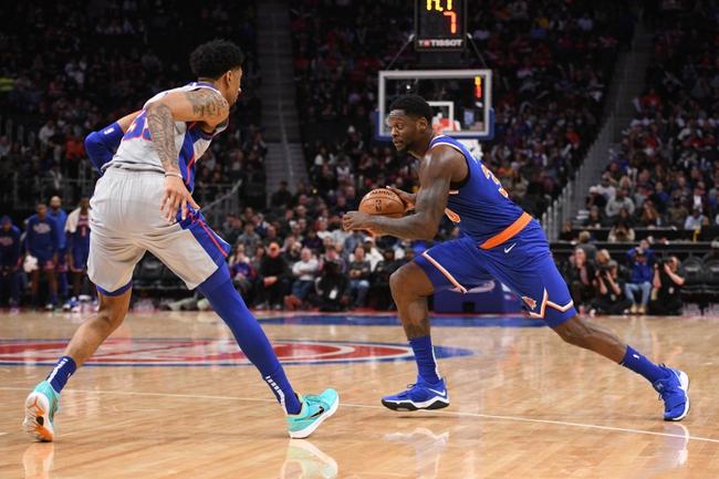 New York Knicks vs. Detroit Pistons - 3/8/20 NBA Pick, Odds, and Prediction